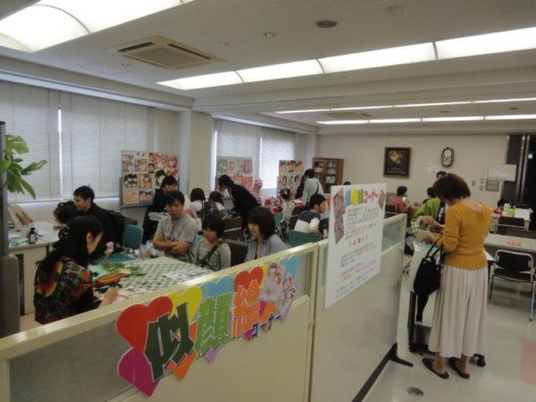 【報告】感謝祭『似顔絵コーナー』で集まった参加費をすべて寄付致します
